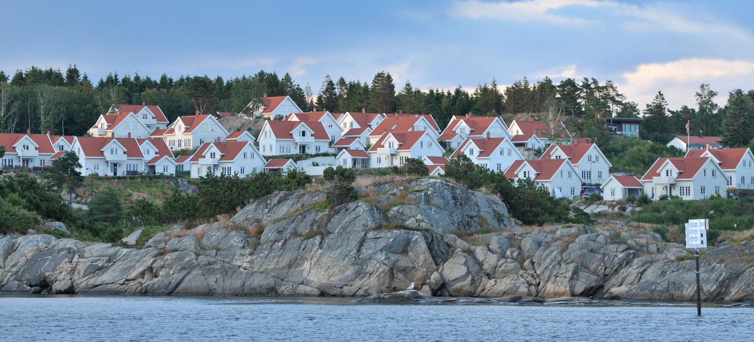 Hytter Kristiansand øst